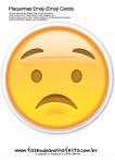 Plaquinhas Emoji Whatsapp 56