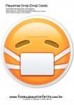 Plaquinhas Emoji Whatsapp 60