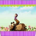 Pote Pipoca Masha e o Urso