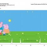 Sacolinha Surpresa Família Pig