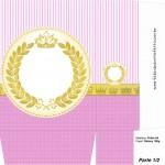 Sacolinha Surpresa Coroa de Princesa - Parte 1