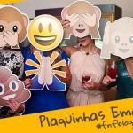 Plaquinhas Emoji Whatsapp para Imprimir