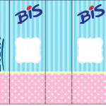 Bis Azul e Rosa