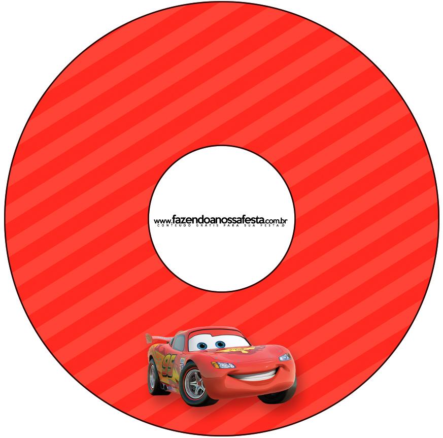 CD DVD Carros Disney