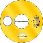 CD DVD Os Minions