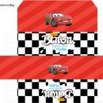 Caixa Baton Carros Disney