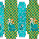 Caixa Sabonete Frozen Fever Cute