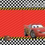Capa Livrinho Colorir Carros Disney