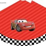 Chápeu para festa Carros Disney
