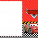 Convite Carros Disney 2