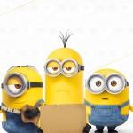 Convite Festa Os Minions