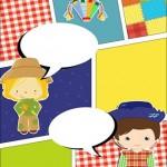 Convite Gibi Festa Junina 3