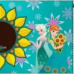 Convite Ingresso Frozen Fever Cute