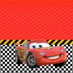 Convite ou Cartão Carros Disney