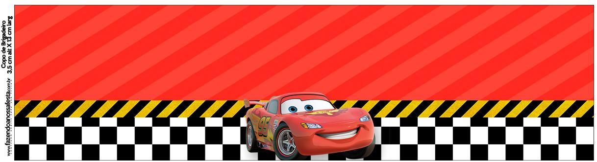 Copo Brigadeiro Carros Disney