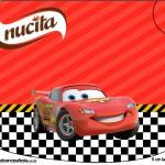 Creminho Nucita Carros Disney