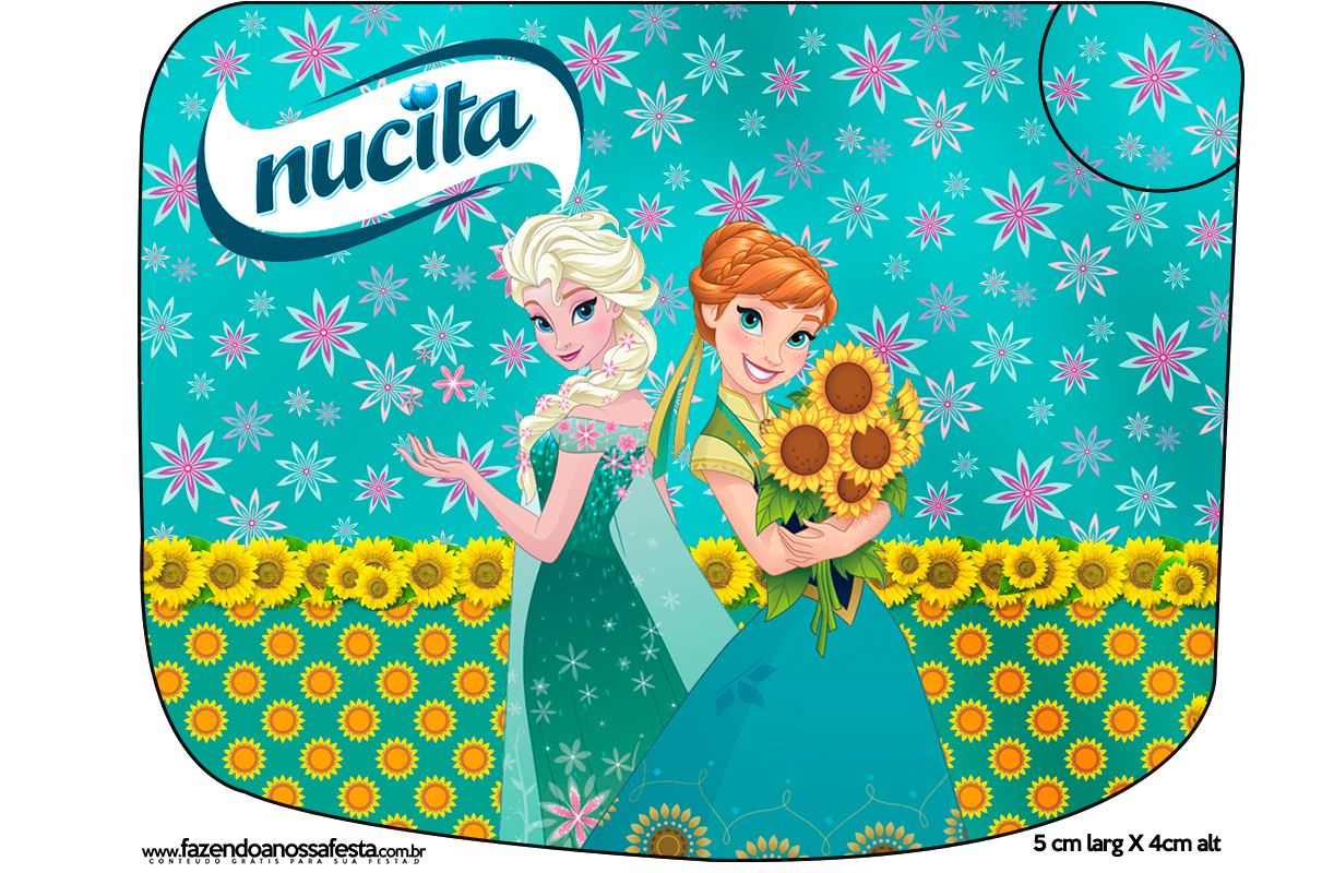 Creminho Nucita Frozen Fever Cute