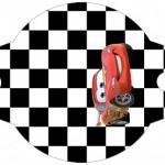 Enfeite Canudinho Carros Disney