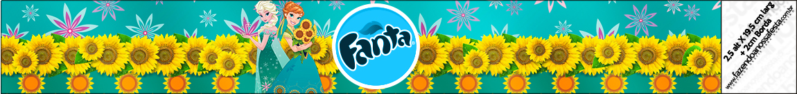 Fanta Frozen Fever Cute