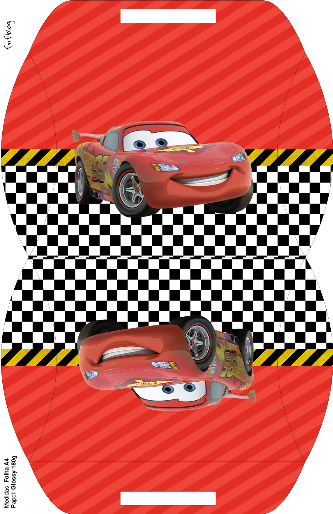 Maleta Carros Disney