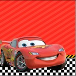 Mini Confeti Carros Disney