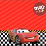 Mini M&M Carros Disney