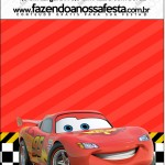Mini Pastilha Docile Carros Disney
