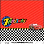 Mini Trakinas Carros Disney
