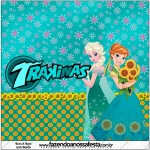 Mini Trakinas Frozen Fever Cute