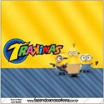 Mini Trakinas Os Minions