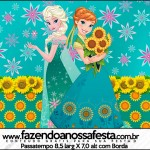 Passatempo Frozen Fever Cute