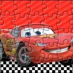 Quebra-cabeça Carros Disney