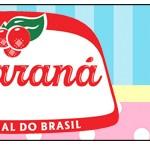 Rótulo Guaraná Caçulinha Azul e Rosa