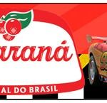 Rótulo Guaraná Caçulinha Carros Disney
