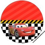 Rótulo para Latinha Carros Disney