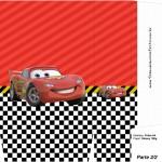 Sacolinha Surpresa Carros Disney - A4 Parte 2