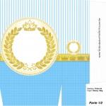 Sacolinha Surpresa Coroa Príncipe - A4 parte 1