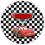 Tubetes, Toppers e Latinhas Carros Disney
