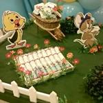 Batom Festa Páscoa Tom e Jerry