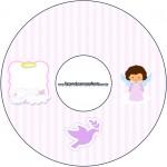 CD DVD Batizado Anjinha Afro