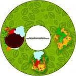 CD DVD Dinossauro Cute