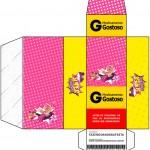 Caixa Remédio Barbie Super Princesa Rosa