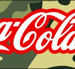Coca-cola Kit Militar Camuflado