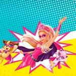 Barbie Super Princesa – Kit Festa Infantil Grátis
