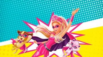 Convite Barbie Super Princesa Modelo