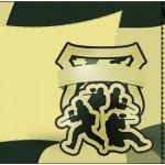 Convite Ingresso Kit Militar Camuflado