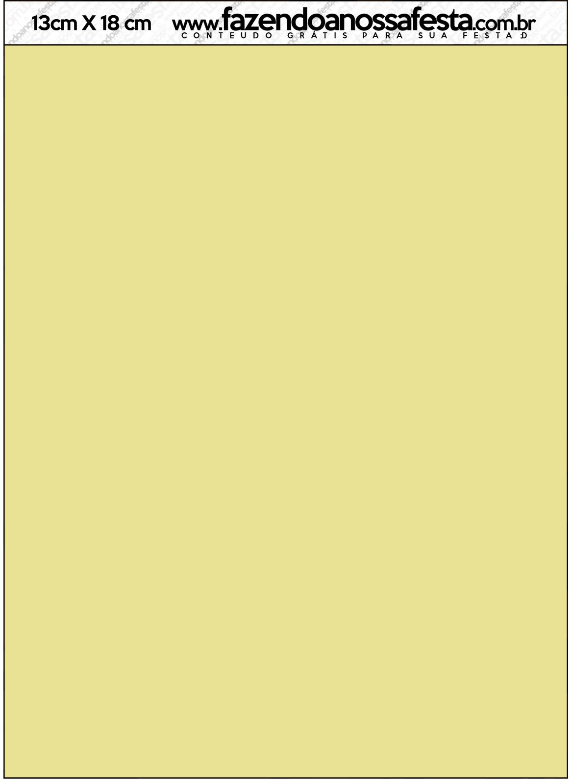 Convite com Envelope Kit Militar Camuflado