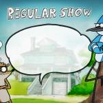 Convite para Festa Regular Show