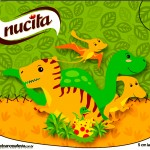 Creminho Nucita Dinossauro Cute