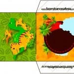 Envelope CD DVD Dinossauro Cute